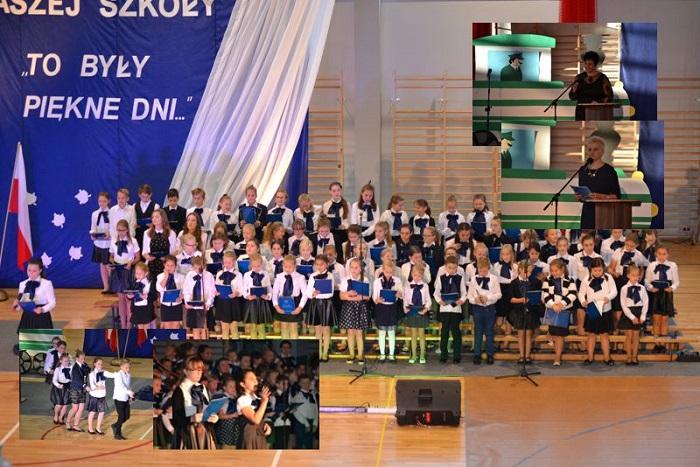 Jubileusz 50-lecia Szkoły Podstawowej w Tłuszcz